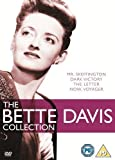 The Bette Davis Collection (Now Voyager / The Letter / Dark Victory / Mr Skeffington) [DVD] [2005]