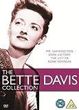 Bette Davis Collection Volume 2 (4 Disc) (Mrs Skeffington, Dark Victory, Now Voyager, The Letter) [Import anglais]