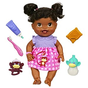 Amazon Com Baby Alive Baby S New Teeth Toys Amp Games