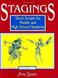 img - for Stagings: Short Scripts for Middle and High School Students book / textbook / text book