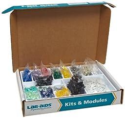 Lab-Aids 530A 980 Piece Design-Your-Own Custom Molecular Model Kit