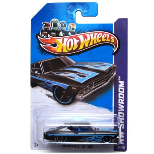 Hot Wheels HW Showroom '69 Chevelle SS 396 - 1
