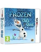 Disney Frozen: Olaf's Quest (Nintendo 3DS)
