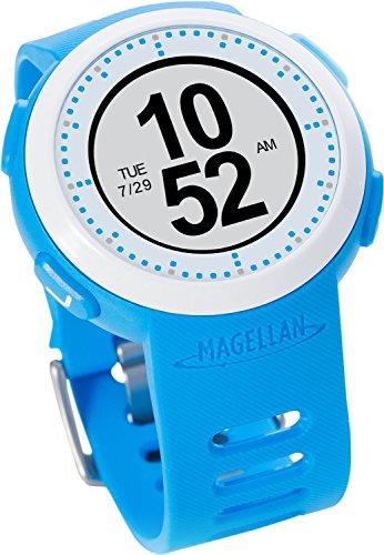 Magellan TW0201SGXNA Echo Fit Smart Sports Watch with Activity and Sleep Tracking (Blue)