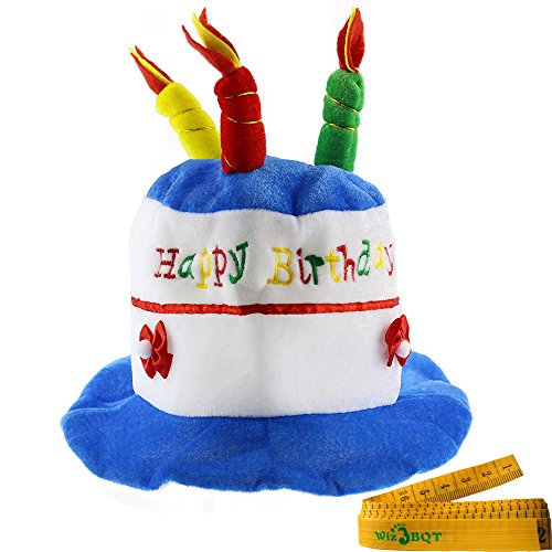 Pet Dog Birthday Holiday Party Hat Headwear Costume