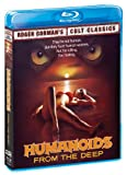 Roger Corman Cult Classics - Humanoids from the Deep (Blu-ray)