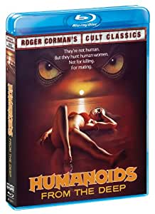 Humanoids from the Deep (Roger Corman's Cult Classics) [Blu-ray]