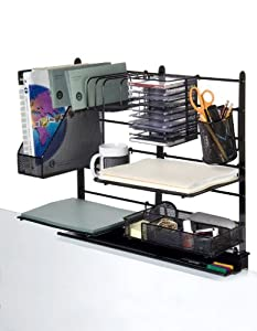 Desk saver 24 organization and storage - Desk organization products ...