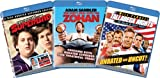 Blu-ray Comedy Bundle (Superbad,