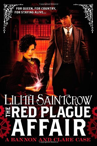 Image of The Red Plague Affair (Bannon and Clare)