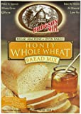 Hodgson Mill Honey Whole Wheat Bread Mix, 16-Ounce Boxes (Pack of 6)