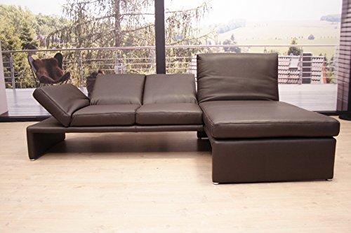 koinor modell raoul eckgarnitur bl p4 in leder a toffee. Black Bedroom Furniture Sets. Home Design Ideas