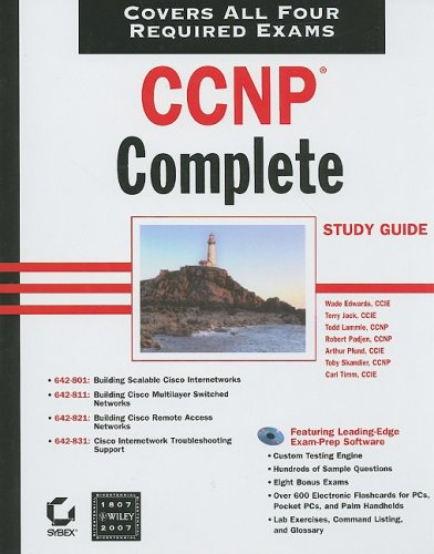 CCNP Complete Study Guide: Exams 642-801; 642-811;...