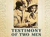 Testimony of Two Men Season 1