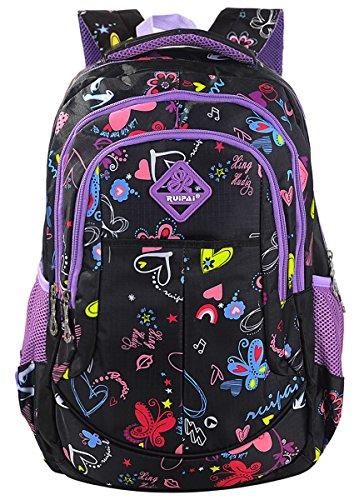 Cute-Colorful-Backpacks-for-Girls-School-Bags