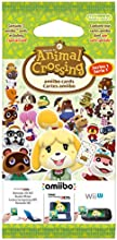 Nintendo - Pack de 3 tarjetas Amiibo Animal Crossing (Nintendo 3DS)