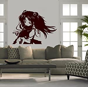Wall mural vinyl sticker decal anime manga for Amazon wall mural
