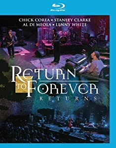 Return to Forever: Returns - Live at Montreux 2008 [Blu-ray]