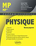 Physique MP/MP* Programme 2014