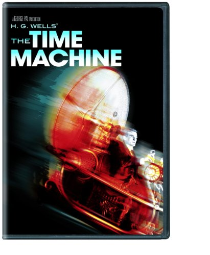 Time Machine [DVD] [1960] [Region 1] [US Import] [NTSC]