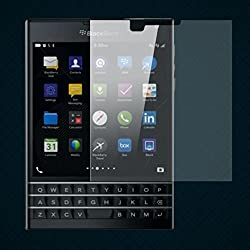 Bear Motion for Blackberry Passport - Premium Tempered Glass Screen Protector for Blackberry Passport