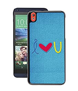 HTC DESIRE 820 BACK COVER CASE BY instyler