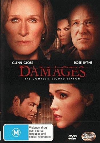Damages - Season 2 [3 Discs] [NON-USA Format / PAL / Region 4 Import - Australia] (Damages Season 4 compare prices)