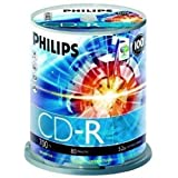 Philips D52N650 52X 700MB CD-R 100PK