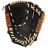 Louisville Slugger Omaha S5 Orange 12 Inch Black With Orange, 12 D(M) US/Black With Orange