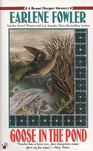 Goose in the Pond (Benni Harper Mystery) cover
