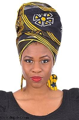 Dupsie's African Print Head Wrap