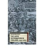 The Later Reformation in England, 1547-1603 (British History in Perspective) (0312237375) by MacCulloch, Diarmaid