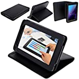 NEXTBOOK Foldable PU Leather Case with Stand for 7