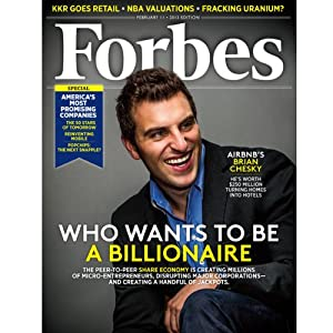 Forbes, January 28, 2013 | [Forbes]