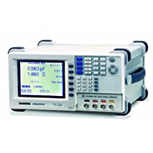 GW Instek LCR-8000G Series Precision LCR Meter with RS-232/GPIB Interface, 115/230 VAC