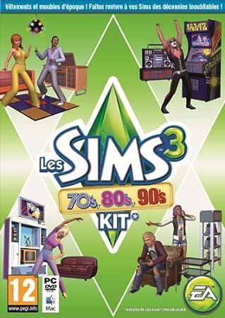 Les Sims 3 : 70's, 80's & 90's Kit