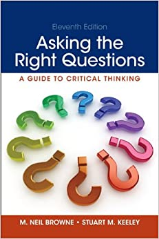 Amazon.com: Asking the Right Questions (11th Edition) (9780321907950