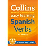 Easy Learning Spanish Verbs: with free Verb Wheel (Collins Easy Learning Spanish)by Collins Dictionaries
