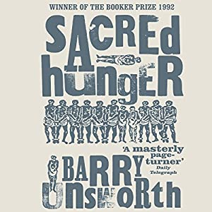 Sacred Hunger Audiobook