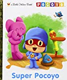 img - for Super Pocoyo (Pocoyo) (Little Golden Book) book / textbook / text book