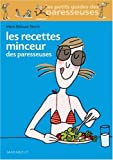 bookshop cuisine  Les Recettes Minceur des paresseuses   because we all love reading blogs about life in France
