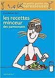 bookshop cuisine  Les Recettes Minceur des paresseuses   because we all love reading blogs about life in France