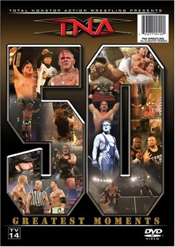 The 50 Greatest Moments [DVD]