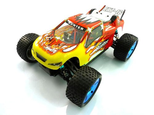 Hot Deal Himoto EXT-16 1:16 Scale RTR 4WD Electiric Power Off Road Truggy W/2.4G RC Car Brushless Version  Review