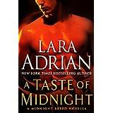 A Taste of Midnight: A Midnight Breed Novella (The Midnight Breed Series) ~ Lara Adrian