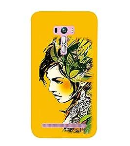 ifasho Designer Phone Back Case Cover Asus Zenfone Selfie ZD551KL ( Hindu god Ram )