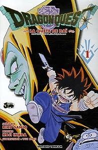Dragon Quest, Tome 1 : par Riku Sanjô