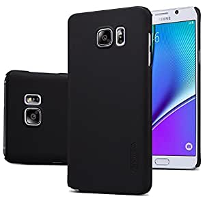 ESI Nillkin Super Frosted Shield Back Cover Case for Samsung Galaxy Note 5 N920 (Black)