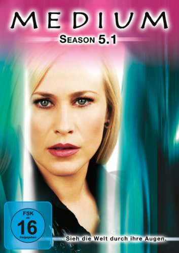 Medium - Season 5, Vol. 1 [2 DVDs]