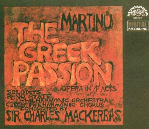 Passion Grecque Mitchinson